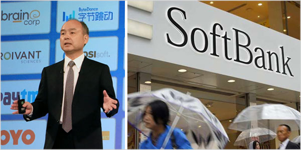 SoftBank's Massive Investments And Its Growth In Multiple Sectors
