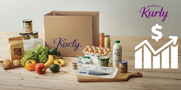 South Korea's Online Grocery Delivery Startup Market Kurly Lifts $160M For Expansion