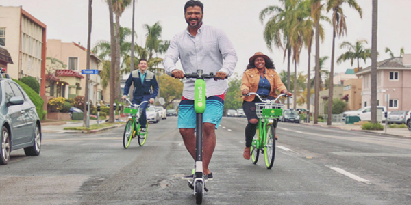 The Successful Ride Of Lime To The Top Of Bike Sharing Sector