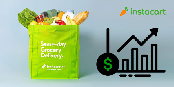 The US's Grocery Delivery Startup Instacart Lifts $100M at $13.8B Valuation