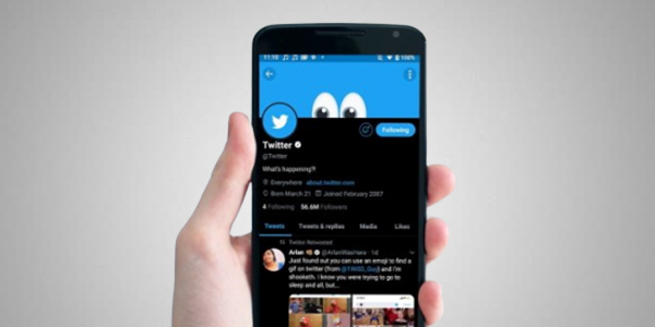 "Twitter's Much-Awaited ""Lights Out"" Dark Theme Appears on Android"