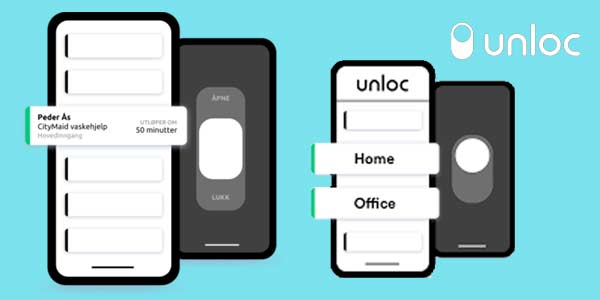 With Unloc Digital Key Live The Future Of Digitize Doors By Just A Few Taps