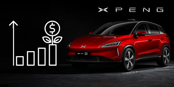 Xpeng Motors Raised US$500M In Series C+ Financing